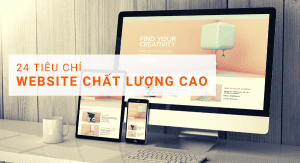 24 tieu chi website chat luong cao